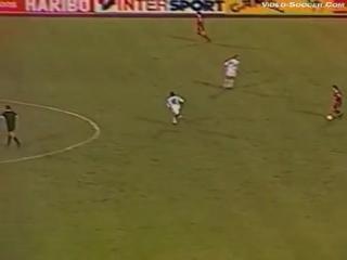 СПАРТАК - Олимпик (Марсель, Франция) 1_3, Кубок Европейских Чемпионов - 1990-199