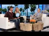 Tim McGraw &amp Faith Hill on Ellen