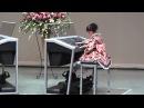 エレクトーン 150322 YAMAHA JEF全店大会 金賞 「大和」(YAMATO) J専3年・8歳(8 years old)