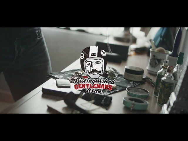 Chiang Mai Thailand Ready for DGR 2017 The Distinguished Gentleman's Ride