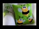 Ну очень красивые подушки для детской