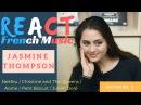 React 3 : On fait découvrir Nekfeu, Petit Biscuit, AÖME, Julien Doré, etc à Jasmine Thompson !