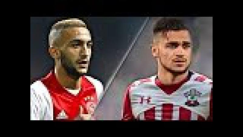 Boufal Ziyech • The Moroccan Duo • 2016/2017