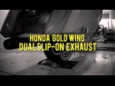 Two Brothers Racing - Honda F6B Gold Wing Dual Slip-on Exhaust
