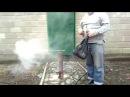 улучшенный дымогенератор для холодного копчения своими руками