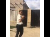 Асхаб Бурсагов поймал волну прикол 2016 (Чечня)