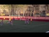 Диас Қалыбаевтың Каталония біріншілігіндегі голы