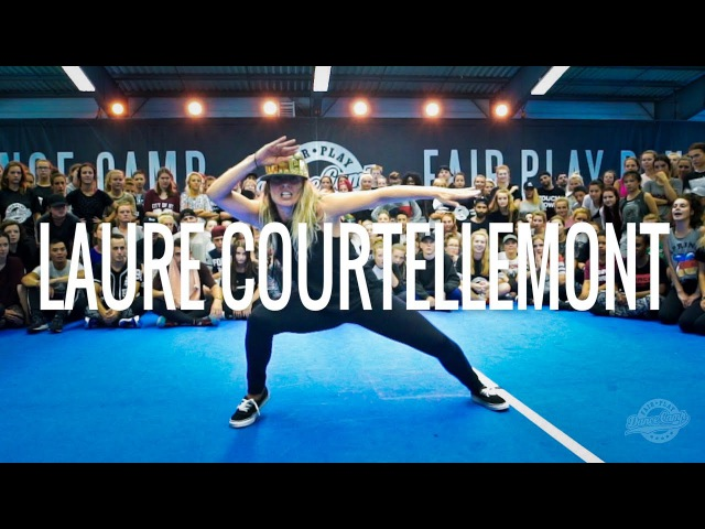 Laure Courtellemont Controlla Fair Play Dance Camp 2016