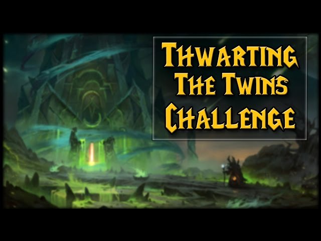 Thwarting the Twins Artifact Challenge Completed! (MM Hunter)