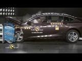 Euro NCAP Crash Test of Opel Vauxhall Insignia
