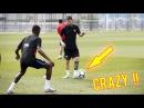 WHAT DO MESSI VS DEMBELE ON TRANING ! CRAZY !!