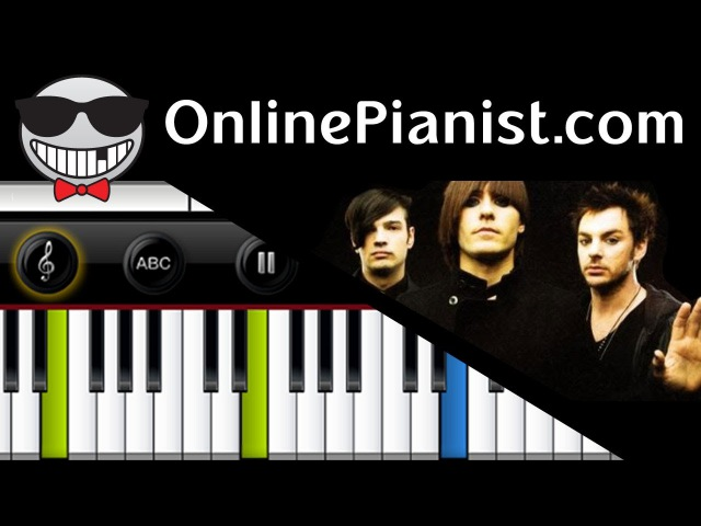 30 Seconds to Mars Night of the Hunter Piano Tutorial Easy Version