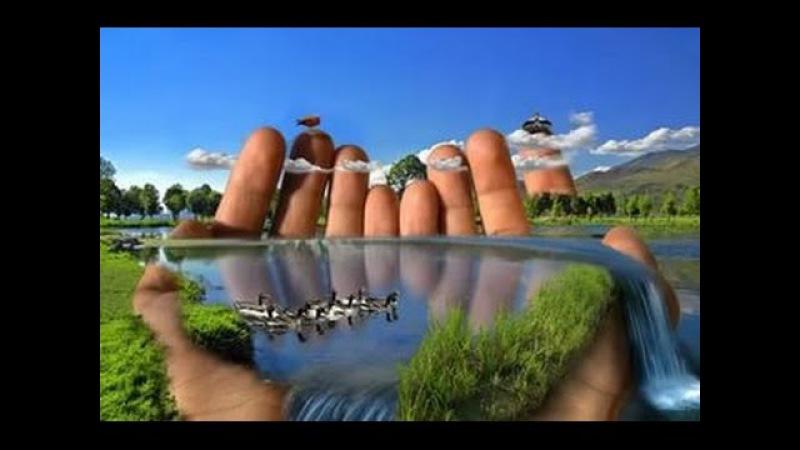 Мир вокруг ненастоящий, а хорошо прорисованная МАТРИЦА, как в симуляторе дополн ...