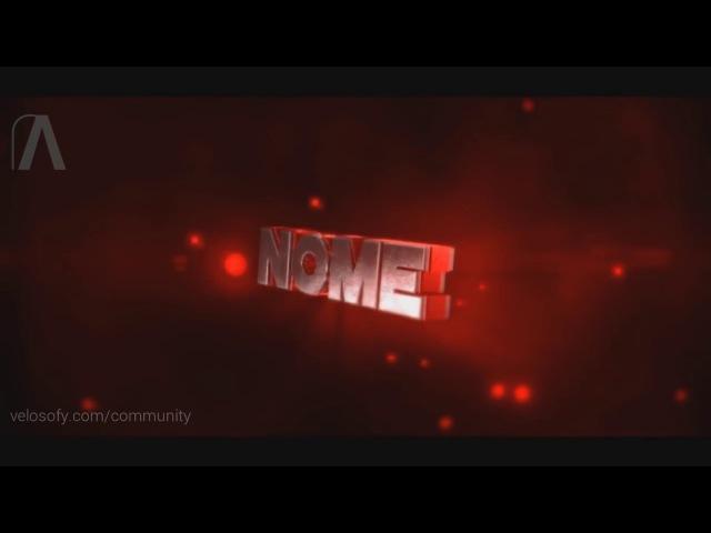 FREE 3D Intro 29 ¦ Cinema 4D⁄AE Template