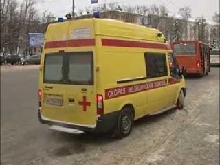 Водитель Т71 ИП Комраков совершил наезд на пешехода!