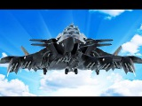 Mig-35-S New Robots Aircrafts J - 20 S T-50 PAK FA Russian Chinese military TESLA nuclear power 2017