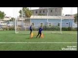 Goalkeeper Training U-12 / U-13 -MELİH TUNA Kaleci Antrenmanı - Tuzla Sport Club
