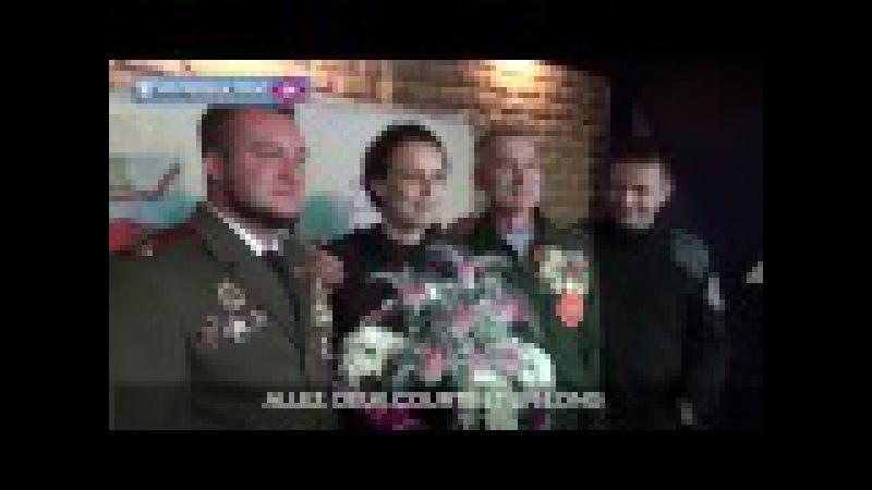 Journée du défenseur de la Patrie à la Légion de la DNR - Чичерина 22 февраля в Легионе ДНР
