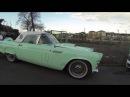 Япония Восстановление и ремонт ретро авто в Японии, Дорогие авто. ford thunderbird