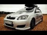 Team Alphard Russia Обзор автомобиля Toyota Corolla Runx!