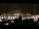 Central Bucks West Choir Performing Will You be There by Michael Jackson