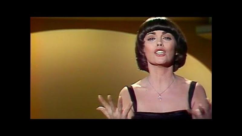 Mireille Mathieu - Apprends-moi (Système Deux, 02.11.1975)
