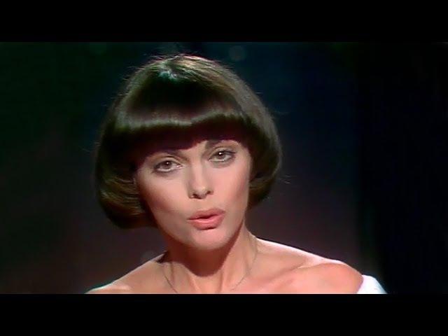 Mireille Mathieu - On Ne Vit Pas Sans Se Dire Adieu (Numéro Un Annie Cordy, 20.09.1975)