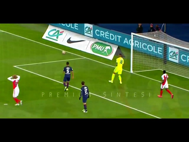 PSG-Monaco 5-0 HD HIGHLIGHTS 26/04/2017