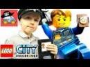 🚓 LEGO CITY UNDERCOVER прохождение на PS4 1 ПОЛИЦЕЙСКИЙ ПОД ПРИКРЫТИЕМ Жестянка Лего