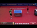 Apolonia Tiago vs Gardos Robert (European Team Championships 2017)