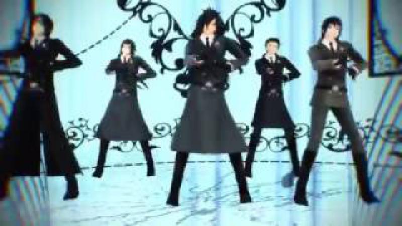 【Naruto MMD】 UCHIHA FIVE'S 一骑当千 ( Sasuke , Madara ,Obito .Itachi ,Izuna)