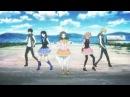 Полный танец из аниме За гранью Kyoukai no Kanata