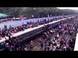 Индия. Индия как она есть. Индия 2017. ШОК! Поезда в Индии. India. Railway in India.
