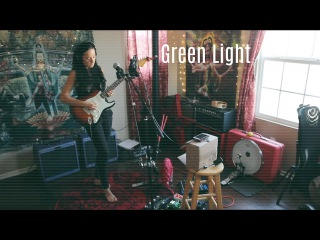Diana Rein - One Woman Band - Green Light (Live Studio Recording)
