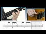 ♫♫ Prélude Scriabin - Guitar Tutorial (Score & TAB)