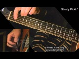 STEADY PICKIN': Fingerpicking Guitar Lesson + TAB by Guitarnick