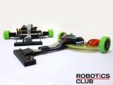 Dromeas 2 &amp 3 Project @ ITURO 2015 Robotics Club - Upatras