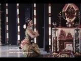 Sridevi Nrithyalaya - Bharatanatyam Dance -Akshaya Ravi - Pushpanjali