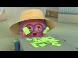 Малышарики - Новые серии - Ферма (75 серия) Обучающие мультики  для малышей 1,2,3,4 года