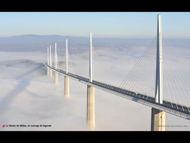 How the Tallest Bridge on Earth Was Built