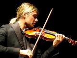David Garrett - Zigeunerweisen - Sarasate Dresden 21.11.08