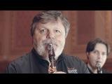 Corrado Giuffredi & Jose Franch-Ballester play Till Eulenspiegel for 2 clarinets.