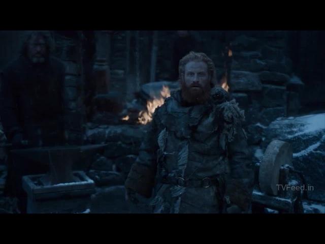 Tormund and Brienne pairing (5 songs)