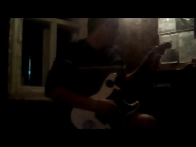 Реставратор - Запись гитары .Трек Сон. 23.09.2017