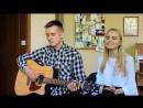 Dima Ziubenko Alexandra Krava - Пообіцяй мені (Один в каное cover)