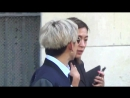 NAOTO J Soul Brothers from Exile Tribe 三代目 @ Paris Fashion Week june 21, 2017 show Valentino PFW