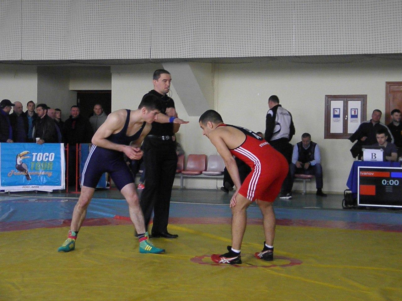 .....# Lupte.md 2017 * Campionatul R.Moldova (SENIORI) 16.03.2017