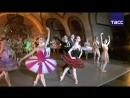 Кремлевский балет выступил в московском метро