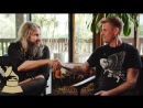 Mastodon on Emperor of Sand, Neurosis & Life on the Road (rus)