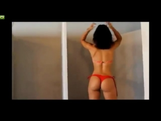 Beautiful Ass Carol Seleme Brazilian Model